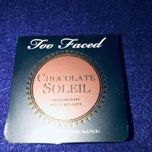 NWT TWO FACED Chocolate Soleil